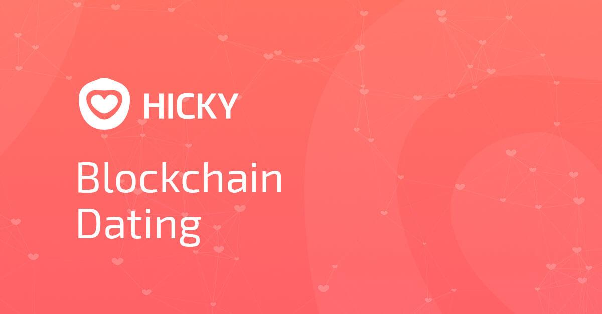 blockchain online dating