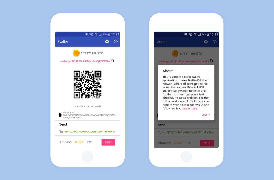 ganhar bitcoins android sdk