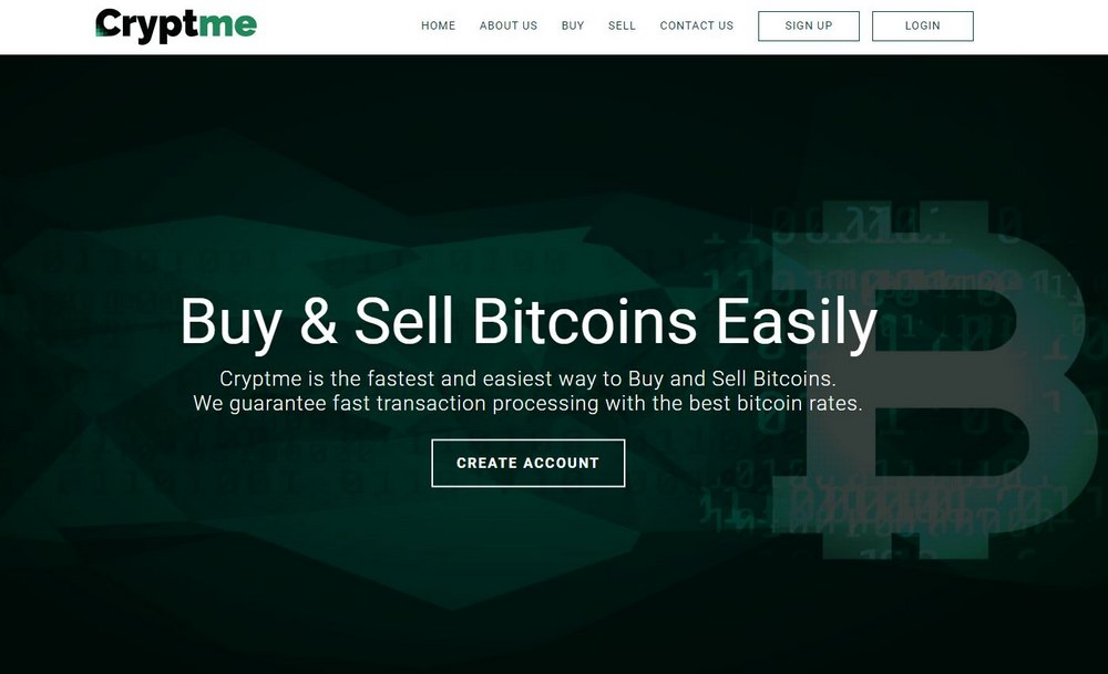 Cryptme.io: The Easiest Way to Buy and Sell Crypto | Bitcoin Insider