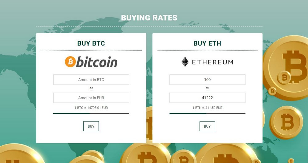 Exchanging with Cryptme