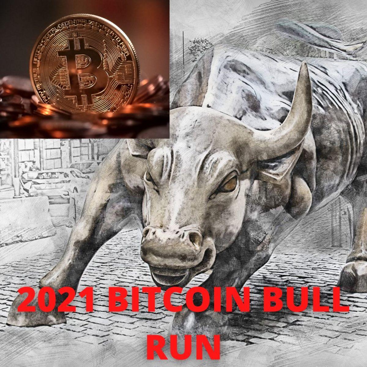 Top 5 Bitcoin Predictions for this Bull Run