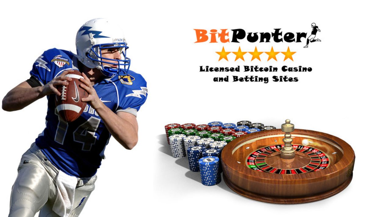 Bitpunter.io Lists Licensed Bitcoin Casino and Betting Sites