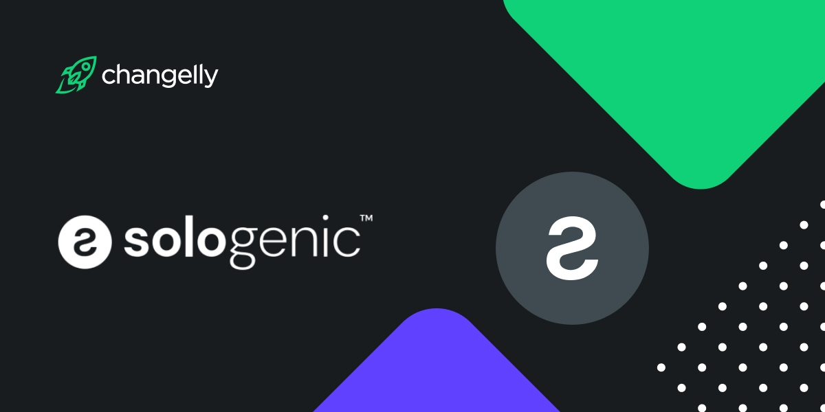 Sologenic's token SOLO listed on Changelly