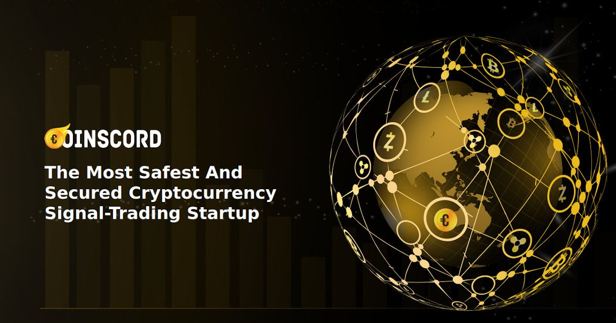 CoinsCord – The Builds The Concept To Encourage All Kinds Of Crypto Traders
