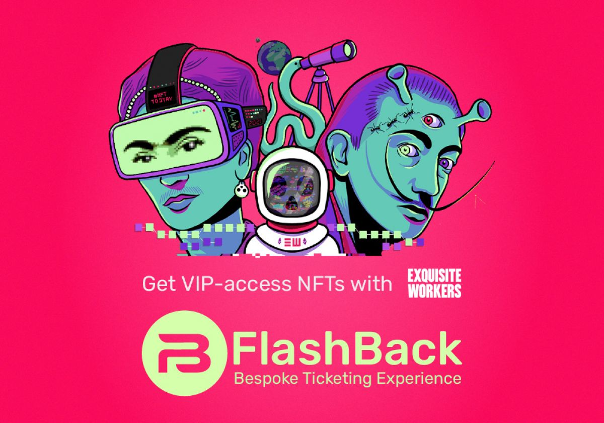 Bespoke Ticketing Experience Arriving With FlashBack