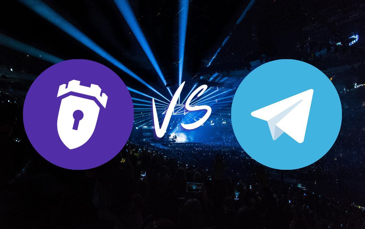 The Next Telegram is Here! WHY FKX is Better than other Encrypted Apps?