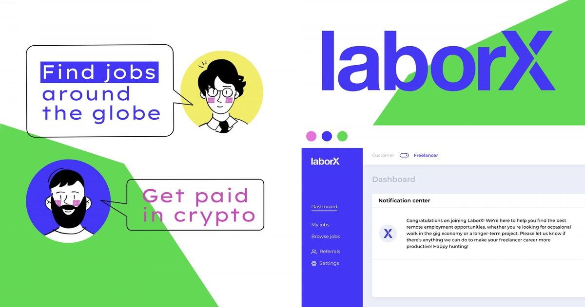 LaborX launches decentralised on-demand employment platform