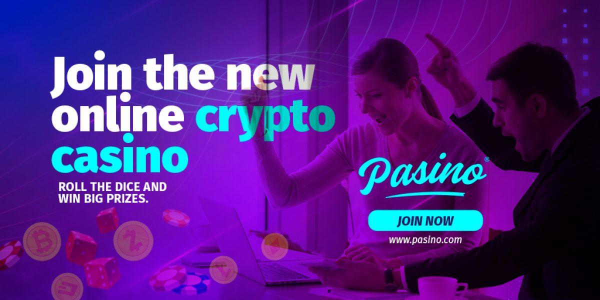 Pasino.com takes Crypto Casinos into 2021