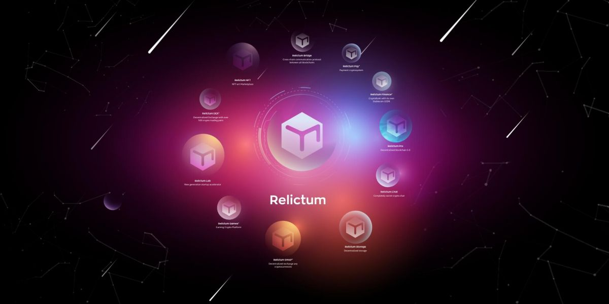 Relictum Pro: an overview of the next generation Blockchain 5.0 platform