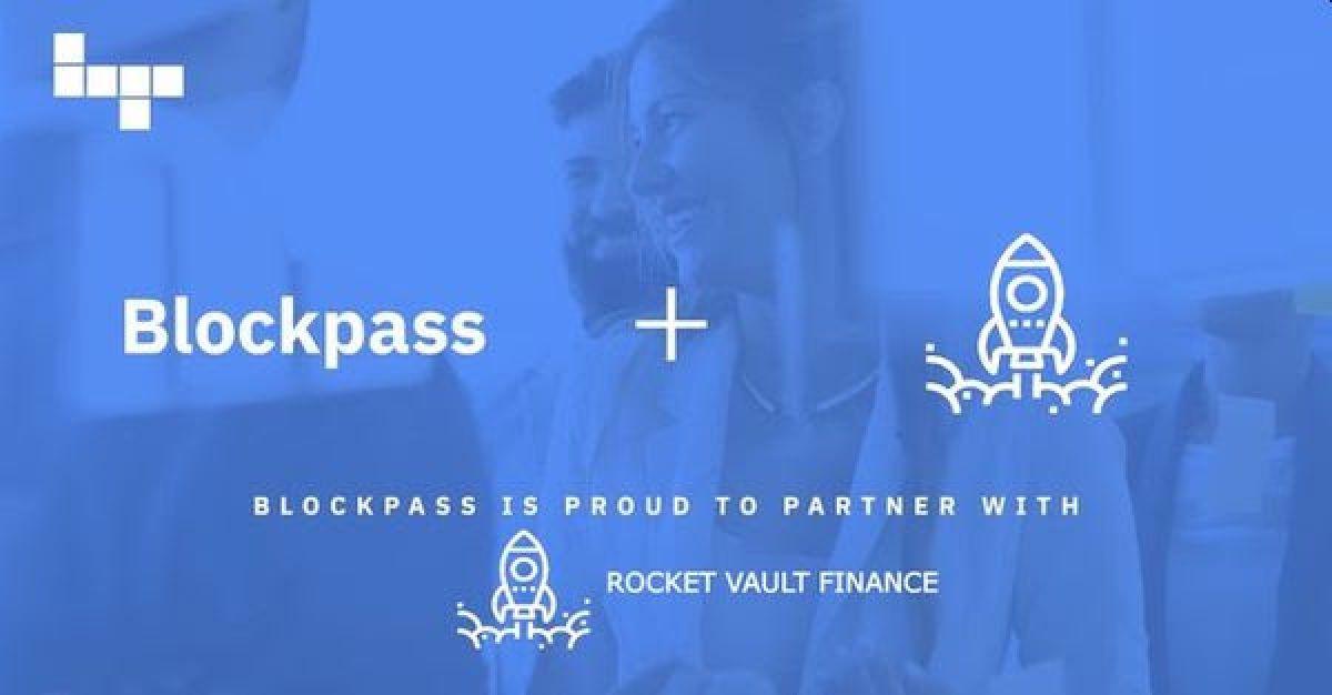 Rocket Vault Finance Partners with Blockpass before Tokensale