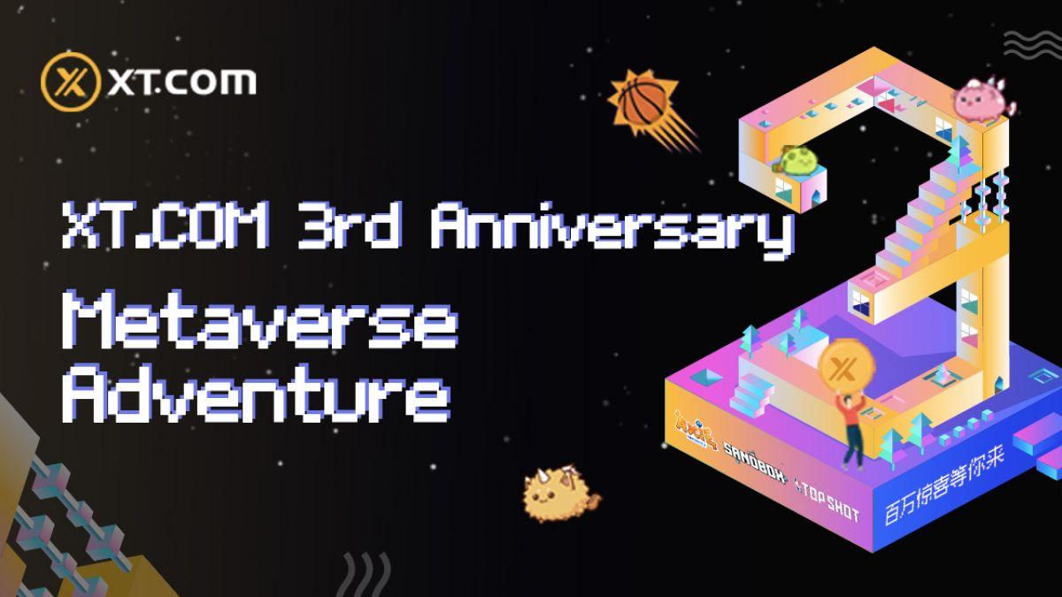 XT.com 3rd Anniversary